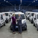Fiat Professional entrega a SEUR 100 Fiat Fiorino Natural Power