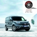 "Doblò Cargo coronado ""Light Van of the Year"" por tercera vez consecutiva"