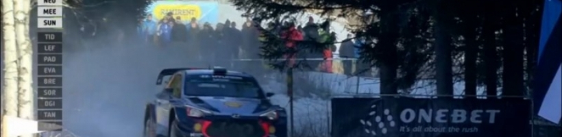 Rally de Suecia, accidente de Neuville...