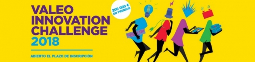 Un Valeo Innovation Challenge inédito para ayudar a los estudiantes a crear su start-up