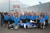 British Formula 3 Championship: King claims fifth consecutive title for Volkswagen
