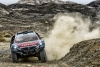 Victoria y doblete del Peugeot 2008 DKR en el China Silk Road Rally