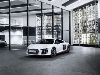 "EDICIÓN ESPECIAL AUDI R8 COUPÉ V10 PLUS ""SELECTION 24H"""