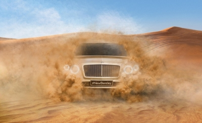 BENTLEY CHARGES FORWARD WITH HYBRID CONCEPT