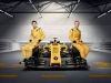 RENAULT SPORT FORMULA ONE TEAM ESTRENA DECORACIÓN