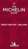 La guía MICHELIN Great Britain & Ireland 2018