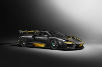 McLAREN SENNA WEAVES ITS MAGIC IN GENEVA WITH VISUAL CARBON FIBRE-BODIED 'CARBON THEME' FROM McLAREN SPECIAL OPERATIONS