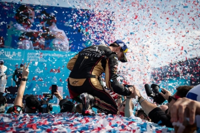 ANTONIO FELIX DA COSTA CONSIGUE SU PRIMER PODIO CON DS TECHEETAH