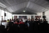Los pilotos de las TCR International Series asisten al briefing de Sepang (Malasia)
