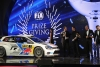 Trophy time: World Champions Volkswagen and Sébastien Ogier are honoured in Doha