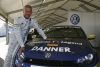 Christian Danner in the Scirocco Cup